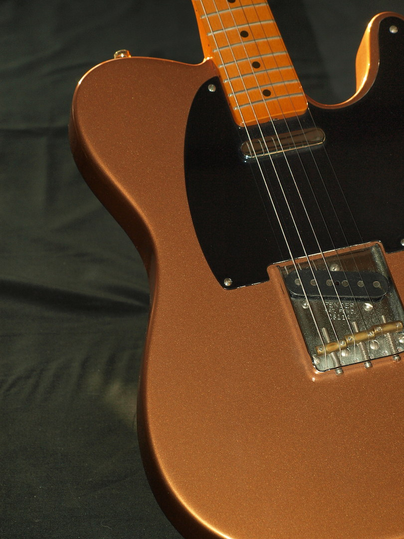 fender usa 1952 reissue telecaster keith 39 s guitars. Black Bedroom Furniture Sets. Home Design Ideas