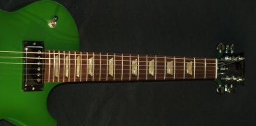 Les Paul Nitrous Lime