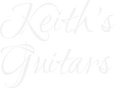 Keith's Guitars