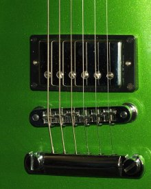 Gibson USA Les Paul Studio Nitrous Electric Lime